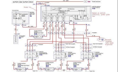 small resolution of 2010 ford f 150 wiring diagram wiring diagram sys f150 power windows wiring diagram for 2010 further