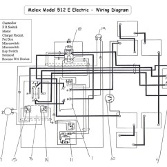 Yamaha G2 Golf Cart Wiring Diagram Mccb Mcb Zone Electric Library