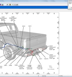 ford trailer wiring diagram 7 way unique f 150 pin 6 square wire 2001 ford expedition [ 1600 x 987 Pixel ]