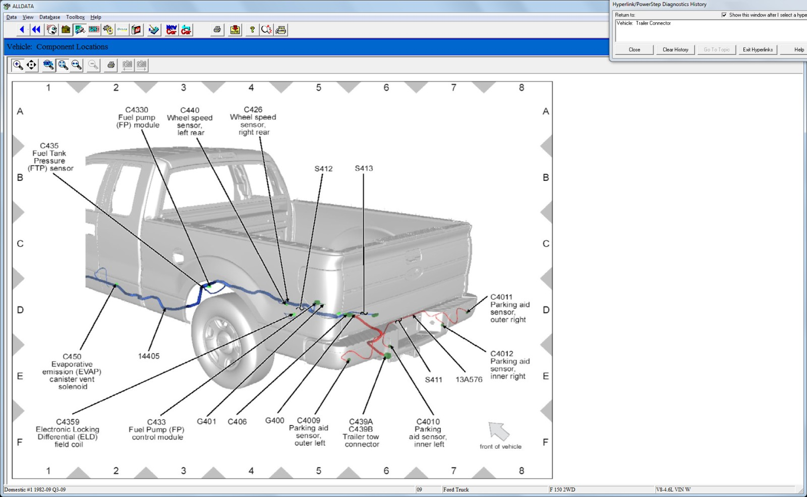 hight resolution of ford trailer wiring diagram 7 way unique f 150 pin 6 square wire 2001 ford expedition