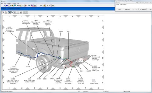 small resolution of ford trailer wiring diagram 7 way unique f 150 pin 6 square wire 2001 ford expedition