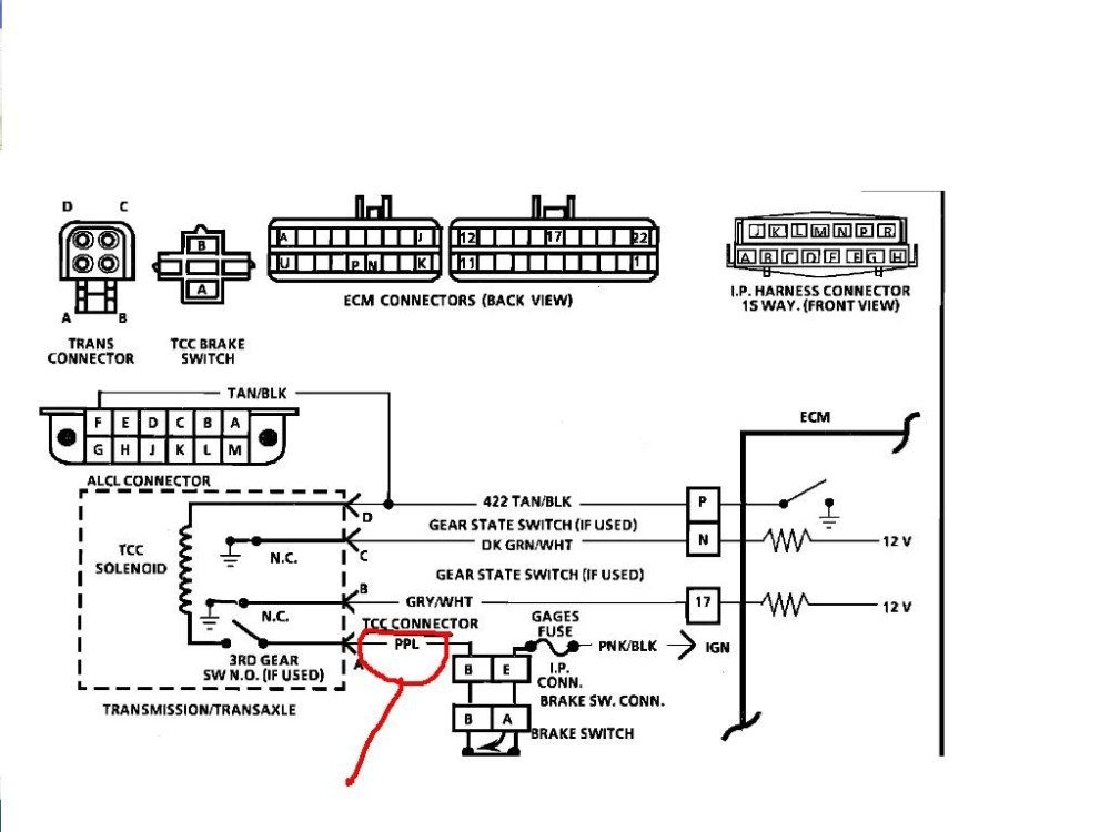 medium resolution of 89 700r4 wiring diagram wiring diagram700r4 plug wiring diagram iet fslacademy uk u2022torque converter