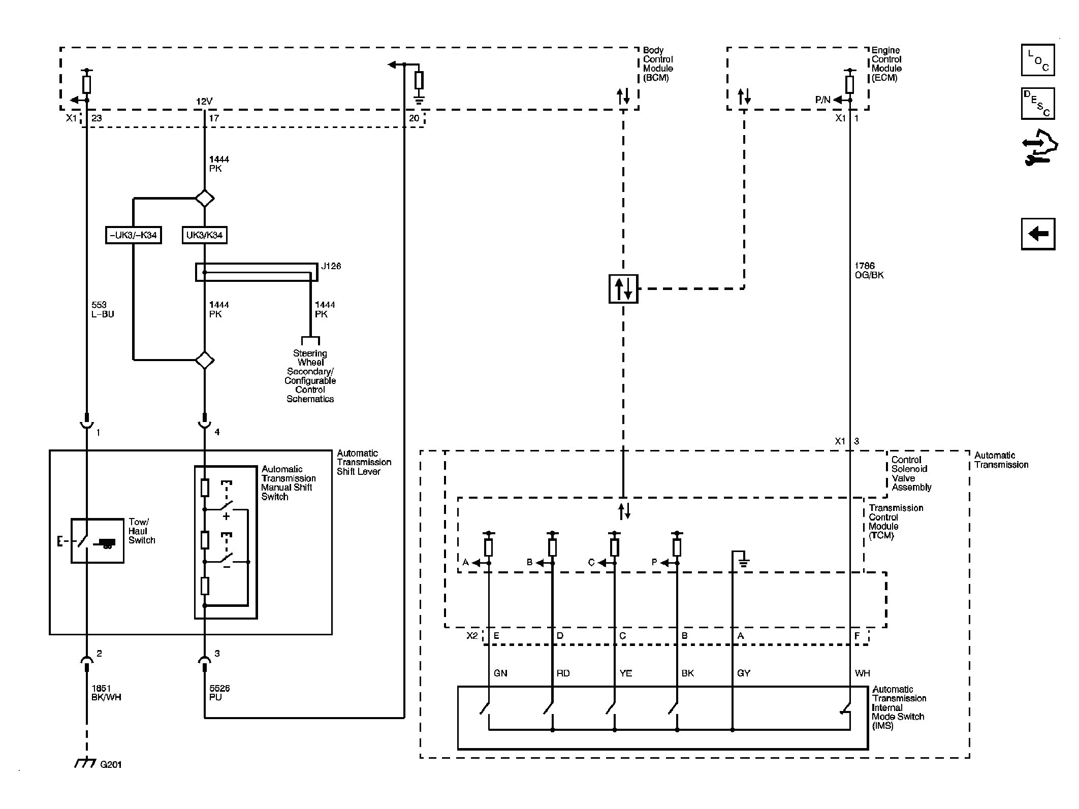 200r4 Wiring | Wiring Diagrams on