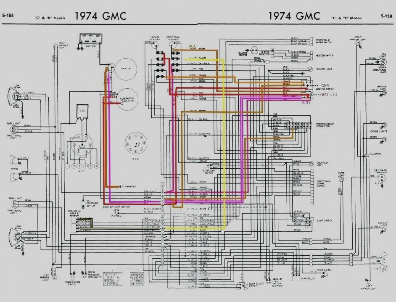 Wire Diagram 1973 Blazer Wiring Diagram Tutorial