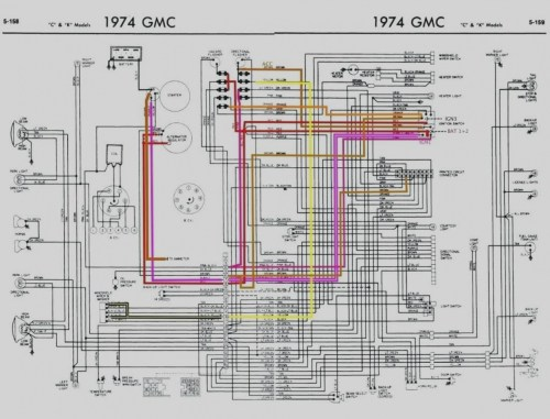 small resolution of 1975 gmc truck engine compartment diagram wiring diagram list 1975 chevy truck wiring schematic