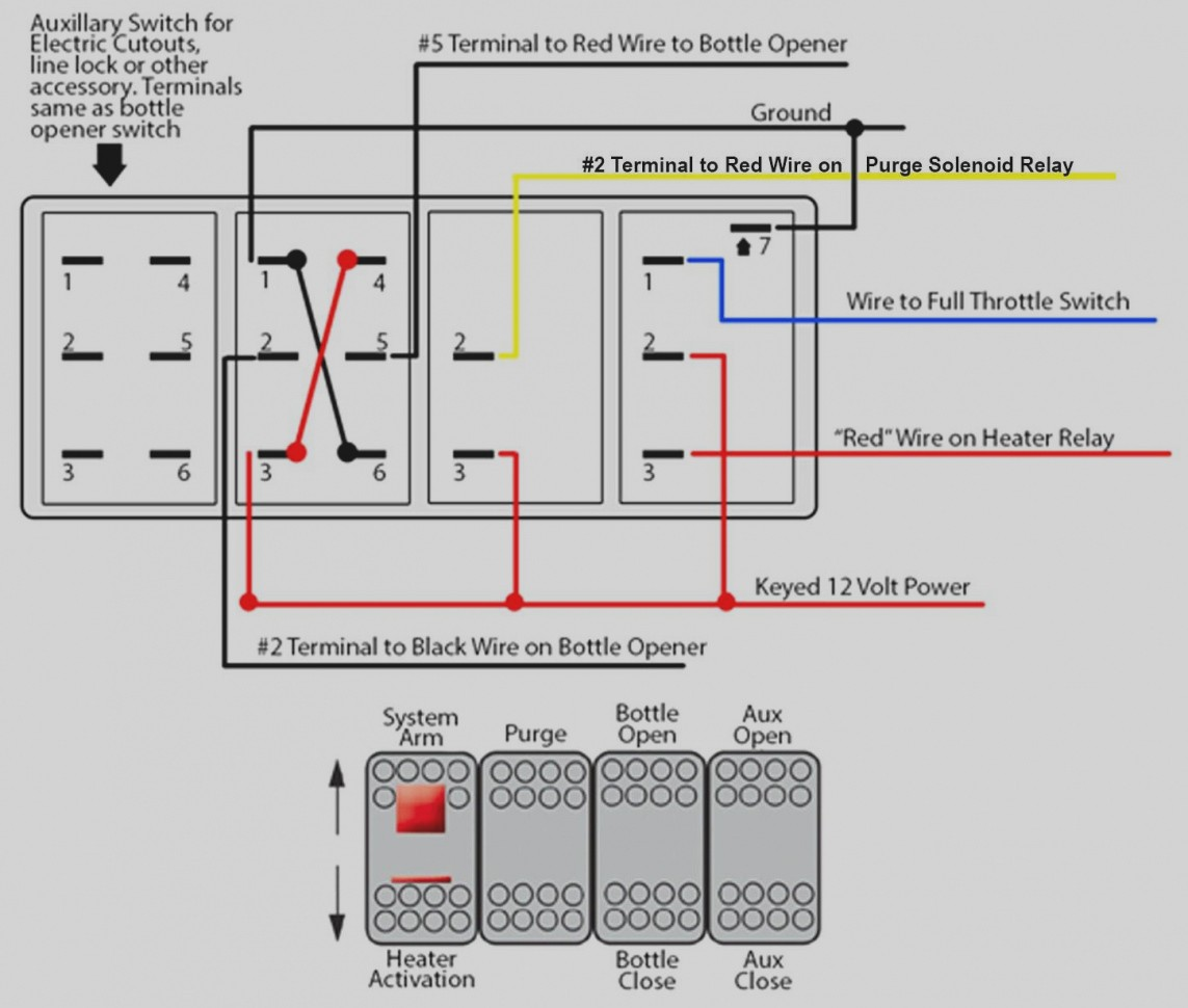 basic jet boat wiring diagram two speed motor switch panel best site harness
