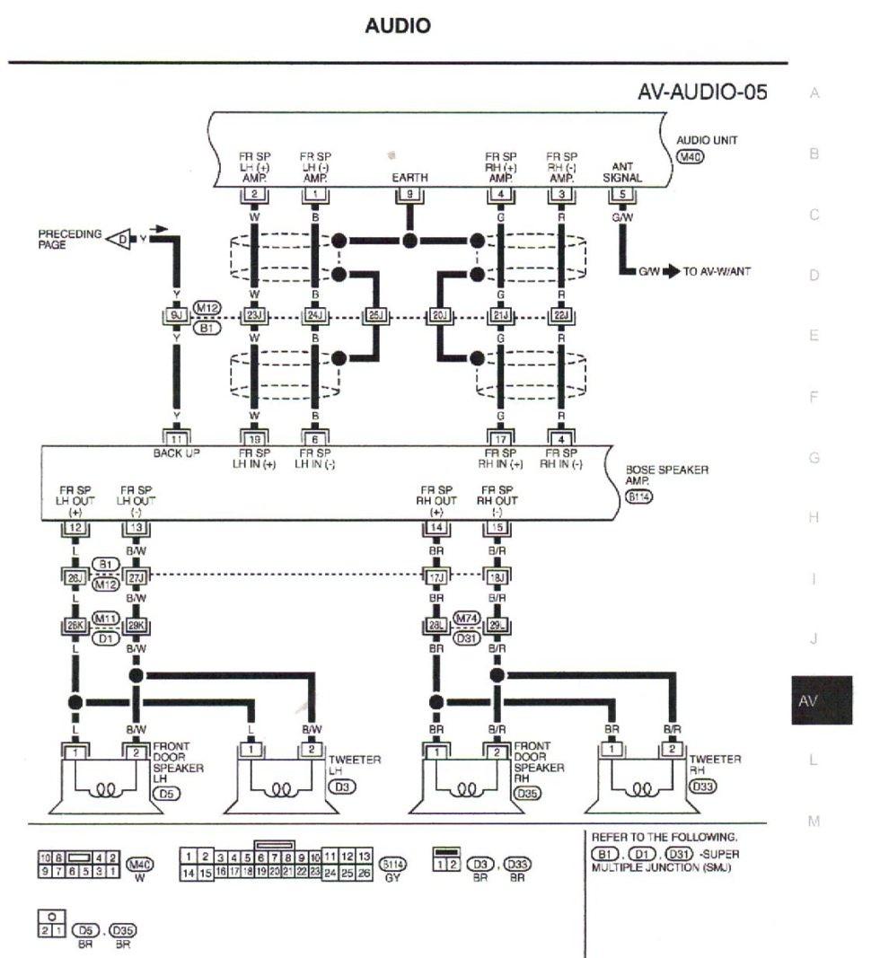 Bose Cinemate Series 2 Subwoofer Speaker Wiring Diagram