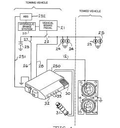 chevrolet trailer brake wiring harness wiring libraryelectric trailer brakes wiring diagram for 7 way and tekonsha [ 2320 x 3408 Pixel ]