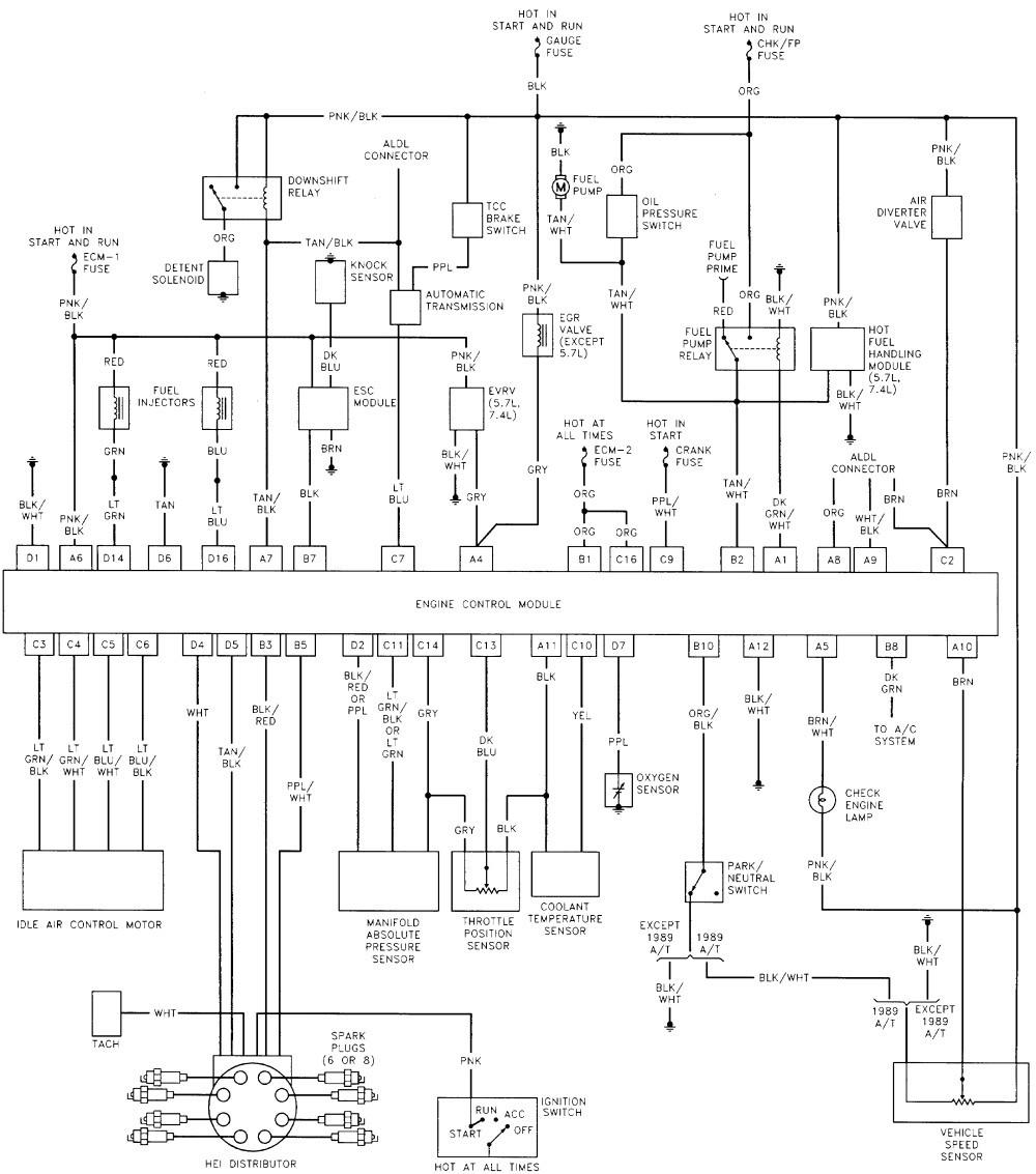 2001 bounder wiring diagram