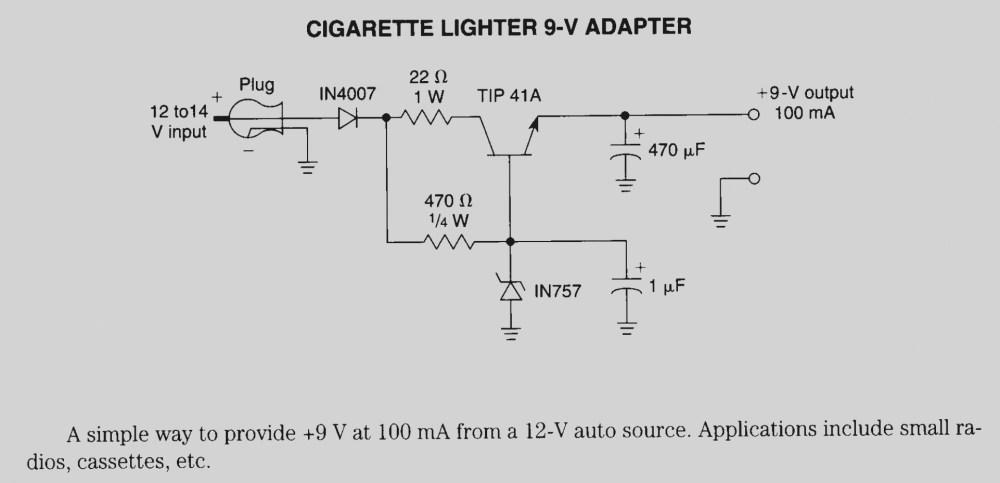medium resolution of 12v cigarette socket wiring diagram wiring library car cigarette lighter wiring diagram chart gallery 12v