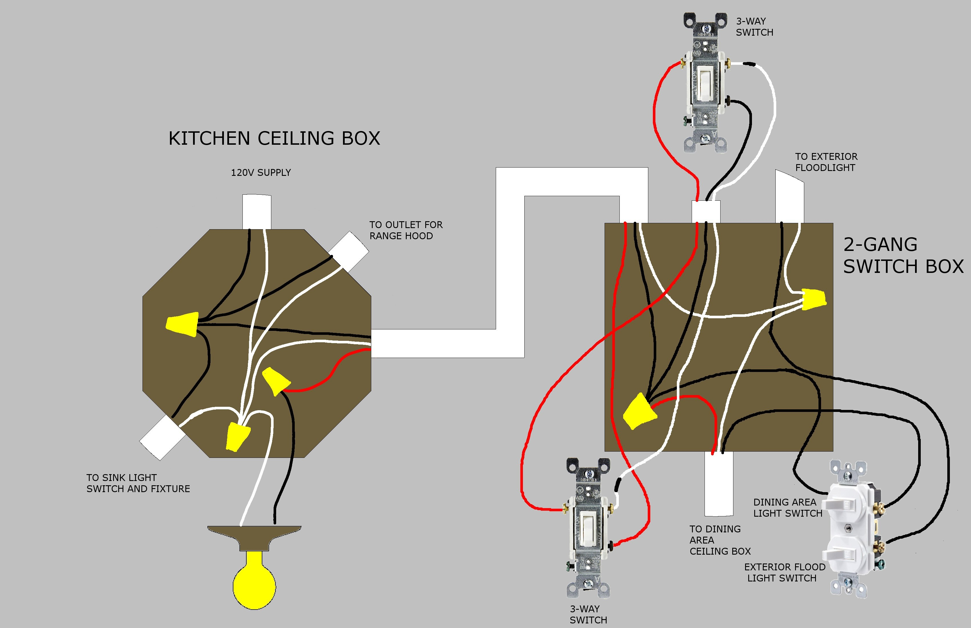 ceiling fan wiring diagram two switches geyser isolator best of image