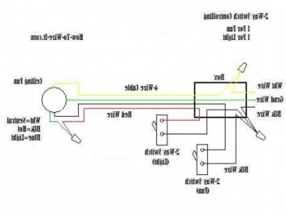 Hampton Bay Wiring Schematic - ceiling fan switch wiring ... on