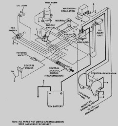 1986 club car fuse box wiring diagram weekclub car wiring diagram gas engine wiring diagram database [ 905 x 990 Pixel ]