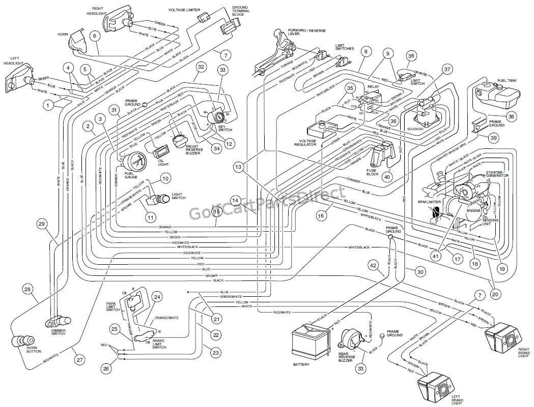 hight resolution of club car lighting diagram wiring diagram database club car headlight wiring diagram