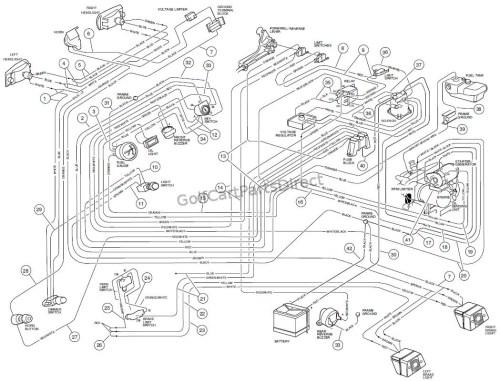 small resolution of club car lighting diagram wiring diagram database club car headlight wiring diagram