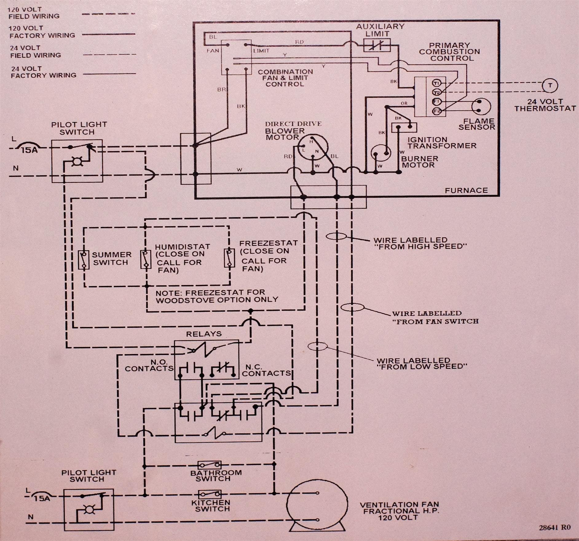 hight resolution of electric furnace wiring diagram awesome wonderful miller oil