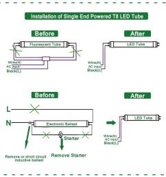convert t to t wiring diagram unique wiring diagram image t12 ballast wiring diagram [ 1500 x 1500 Pixel ]