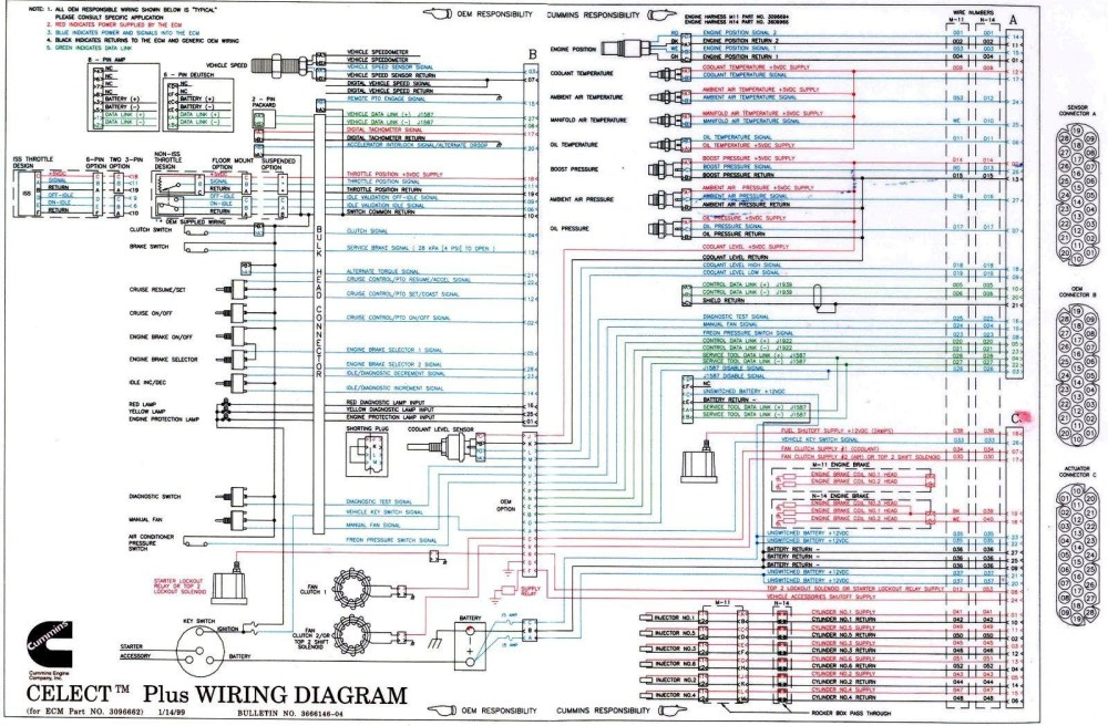 medium resolution of cummins isx j1939 wiring diagram wiring library international 4700 wiring diagram electric cummins n14 celect plus