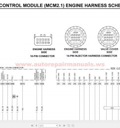 detroit diesel series 60 ecm wiring diagram new wiring diagram image ddec 4 ecm wiring diagram [ 1449 x 766 Pixel ]