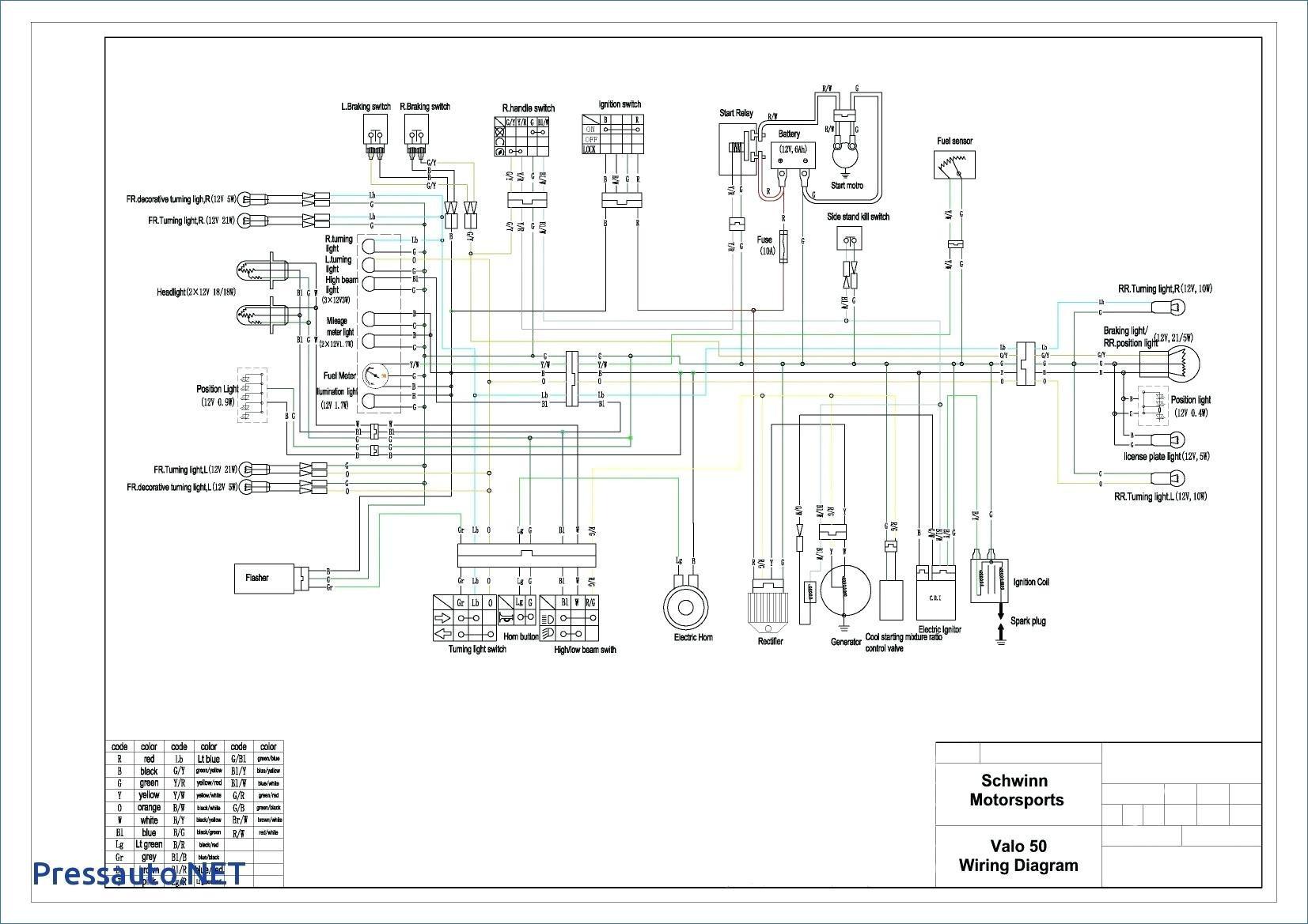 vip wiring diagram schematic