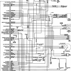 2000 Jeep Wrangler Ignition Wiring Diagram 1991 Ford F150 Starter Solenoid Fog Lights Harness