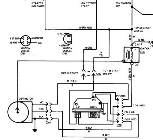 small resolution of duraspark wiring chrysler house wiring diagram symbols u2022 duraspark ii ignition module wiring duraspark ignition