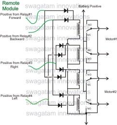 inspiring remote control car circuit diagram size [ 858 x 978 Pixel ]