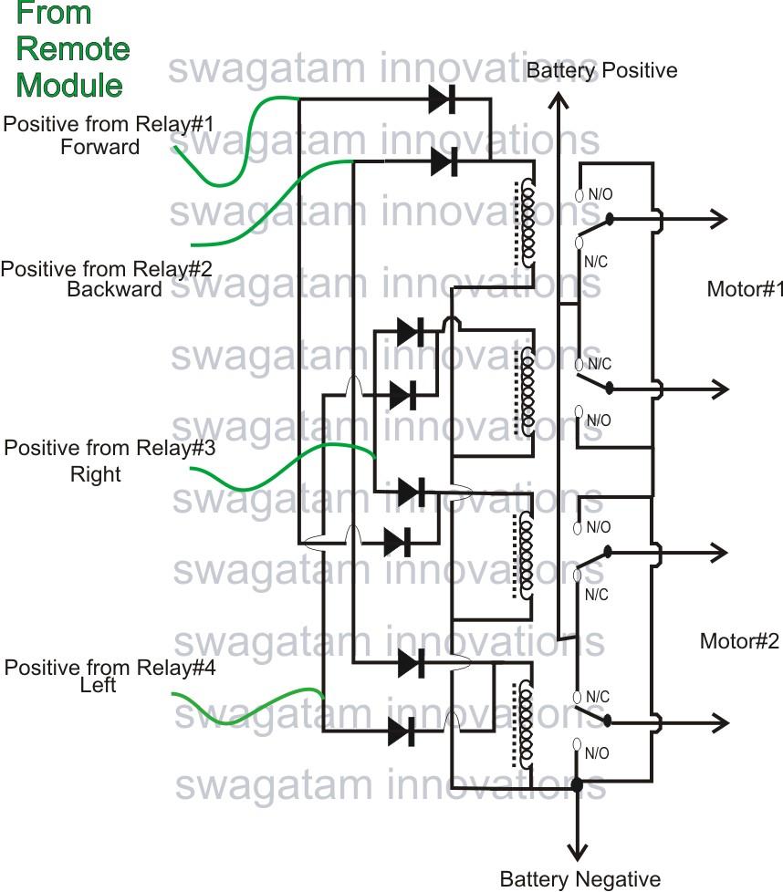 medium resolution of inspiring remote control car circuit diagram size
