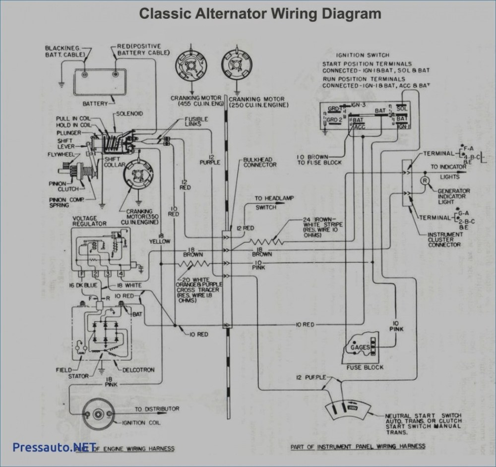 medium resolution of gm external voltage regulator wiring diagram wiring librarynew gm alternator wiring diagram internal regulator ford external