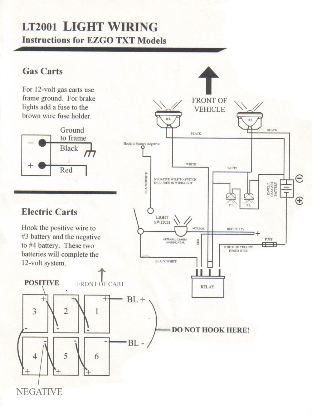 Mpt 1000 Wiring Diagram - figure 3 15 from one way and two ... Gas Wiring Golf Diagram Cart Enginempt Ezgo on