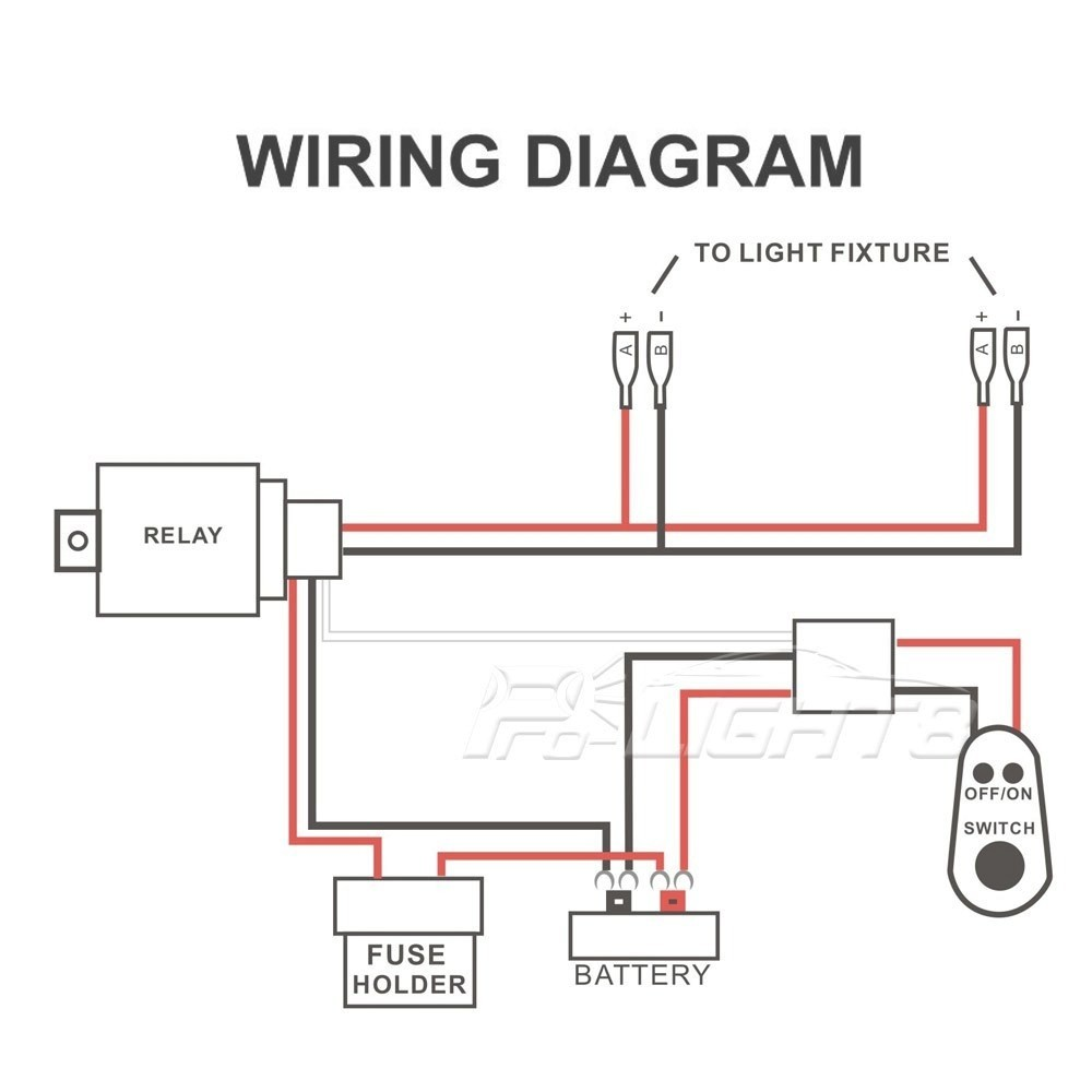 wiring diagram 12 volt led lights