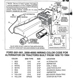 1953 ford naa 6 volt wiring diagram electrical drawing [ 791 x 1024 Pixel ]