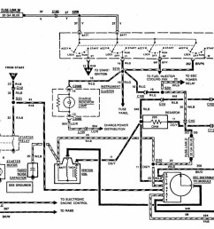 alternator wiring diagram for 1994 ford ranger trusted wiring diagram 1989 ford f 350 alternator diagram [ 1353 x 948 Pixel ]