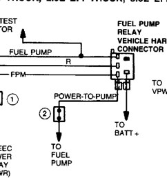 1988 ford ranger fuel system wiring diagram [ 1684 x 826 Pixel ]
