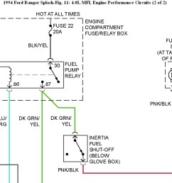 ford fuel pump relay wiring diagram wiring diagram image 1995 ford f 150 fuel system 1994  [ 1283 x 765 Pixel ]
