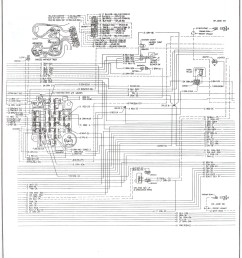 77 80 instrument pg2 with 78 chevy truck wiring diagram wiring diagram chevy starter solenoid wiring freightliner  [ 1488 x 1963 Pixel ]