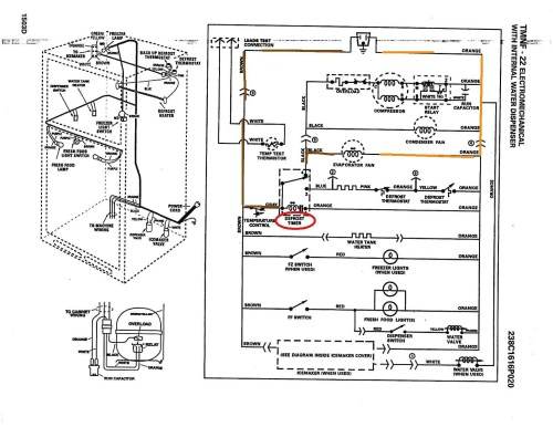 small resolution of ge refrigerator electrical wiring diagram wiring diagrams scematic whirlpool dishwasher wiring diagram refrigerator wiring schematic