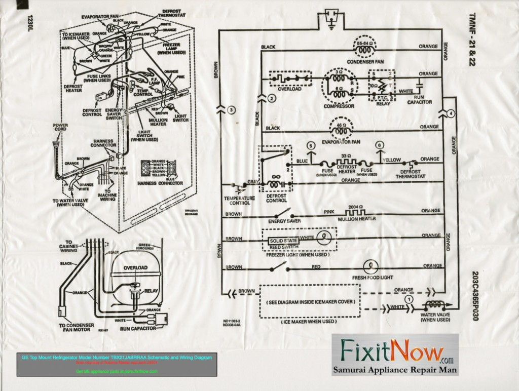 Ge Gas Furnace Wiring Diagram