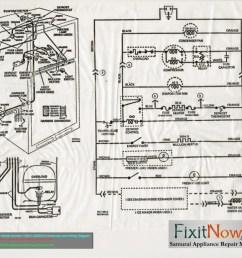 wiring schematic ge refrigerator product wiring diagrams u2022 freezer wiring schematic ge gss22 refrigerator wiring [ 1024 x 772 Pixel ]