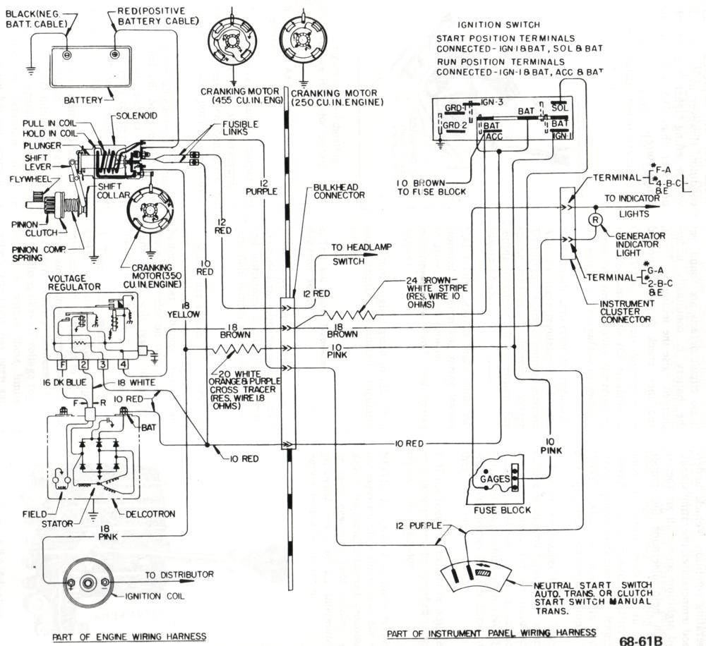 Scintillating Ford Alternator Wiring Diagram Internal