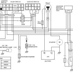 honda ruckus 49cc wiring diagram [ 1378 x 905 Pixel ]