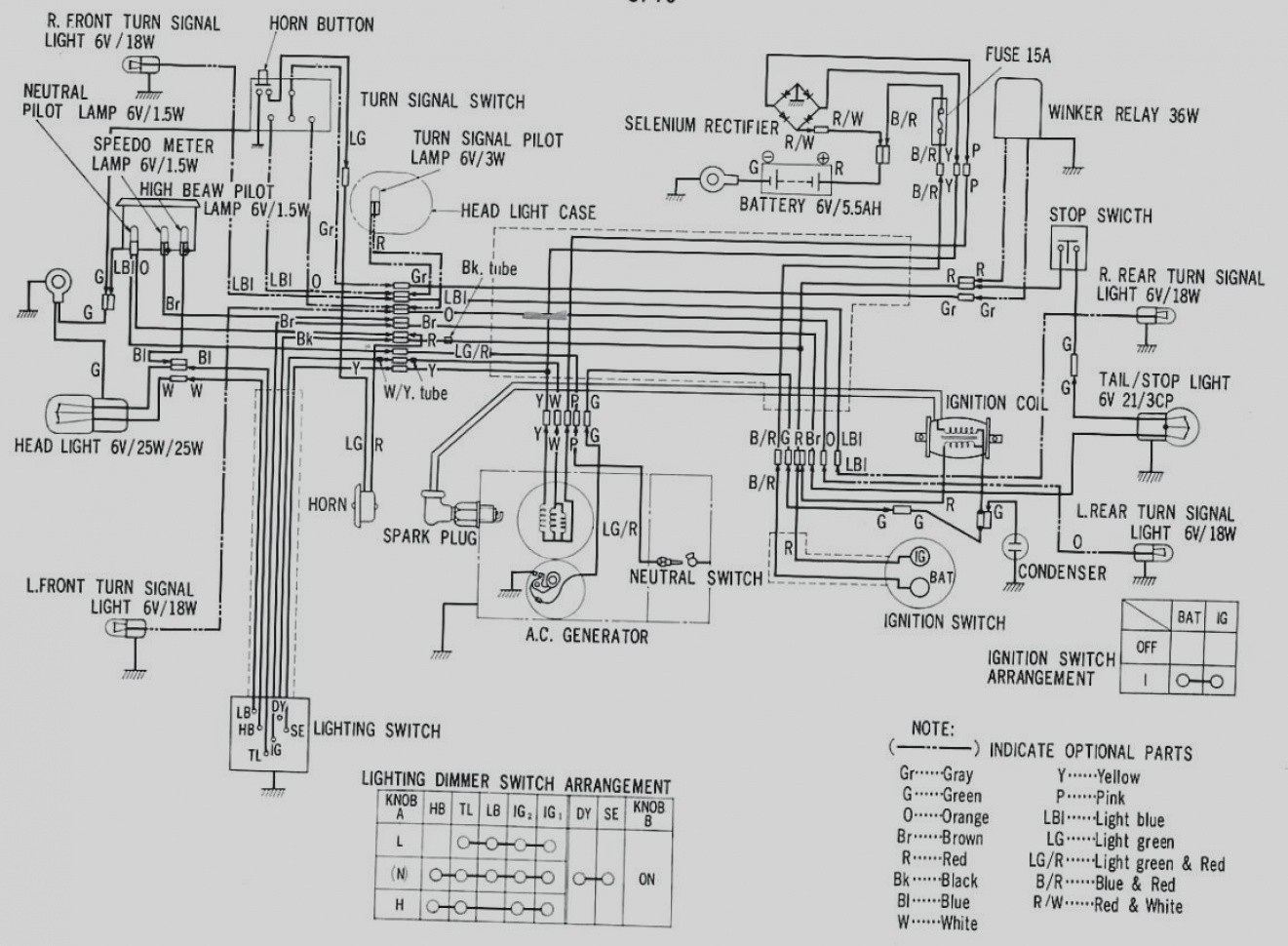 2007 Honda Odyssey Wiring Diagram