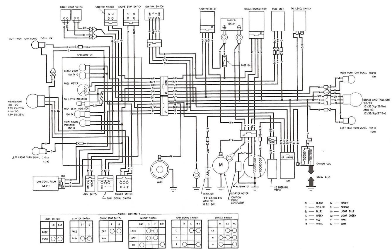 honda today 50 wiring diagram 1996 nissan pickup radio ruckus inspirational