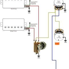 Hsh Wiring Diagram Kenworth T600 Headlight Humbucker Dean Library