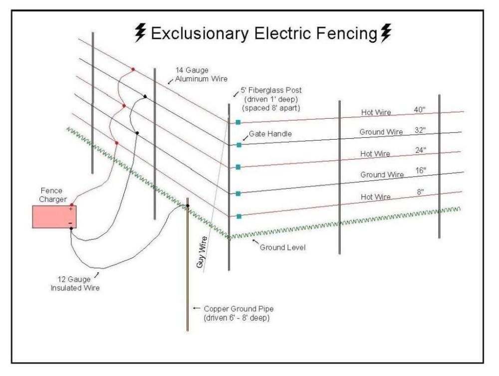 medium resolution of wiring electric fence diagram wiring diagrams konsult cross electric fence diagram