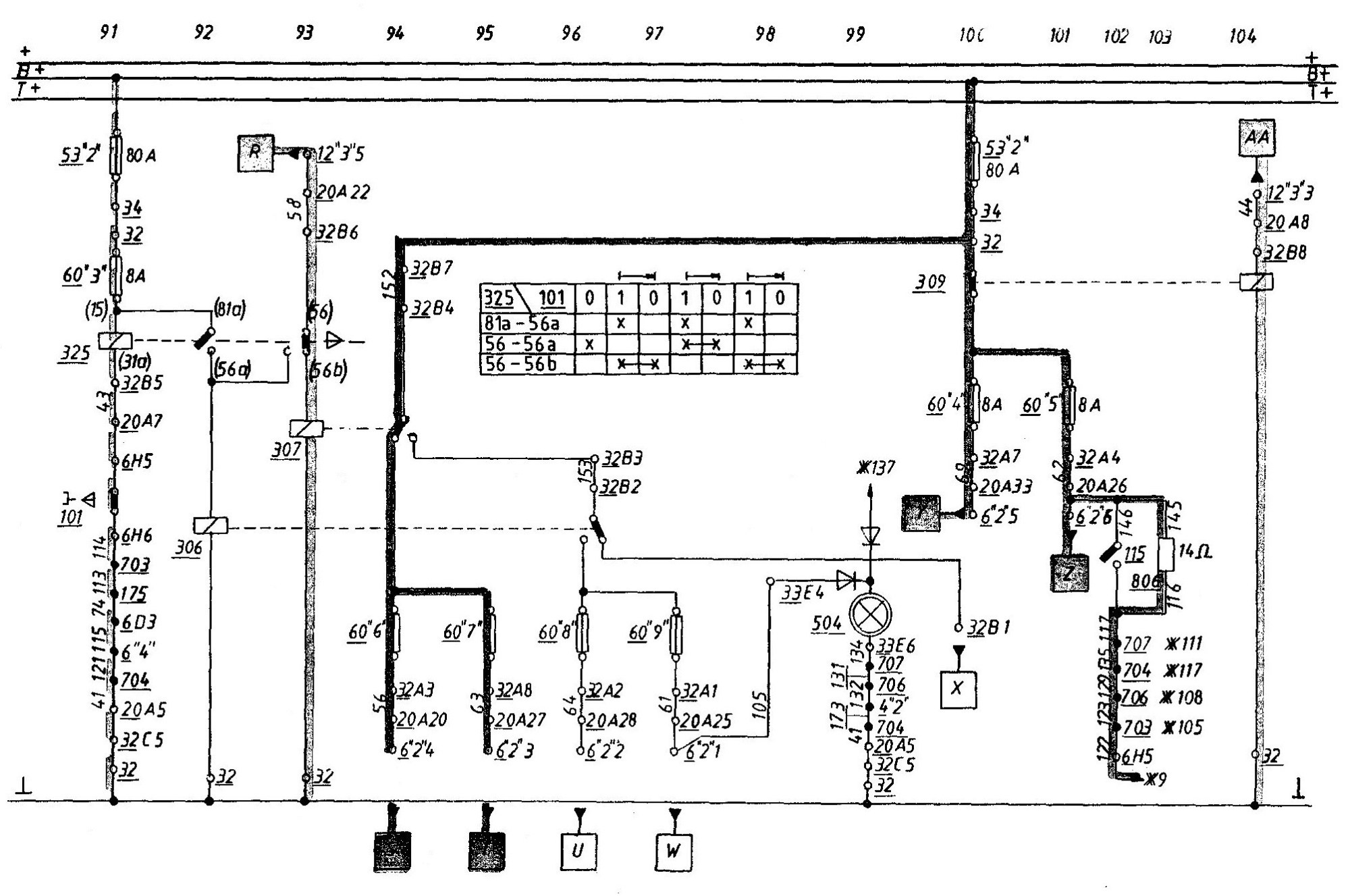 Jake Brake Wiring Diagram - ddec v schematic wiring diagrams