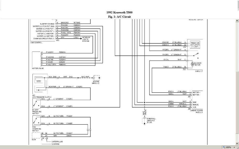 medium resolution of cat 3406b jake brake wiring diagram wire center u2022 rh 144 202 77 77 brake controller