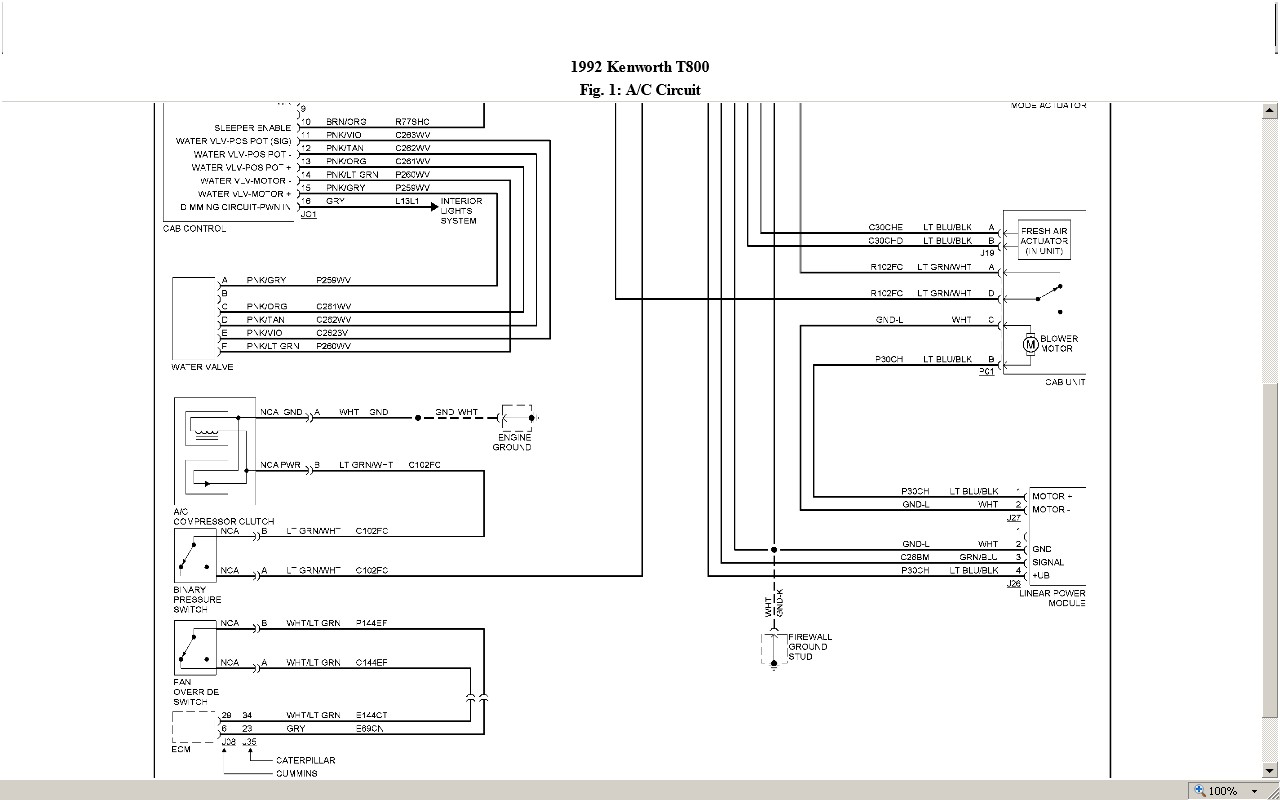 hight resolution of cat 3406b jake brake wiring diagram wire center u2022 rh 144 202 77 77 brake controller
