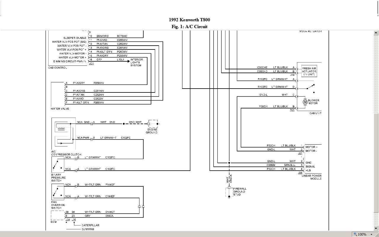hight resolution of caterpillar 3406 engine wiring diagram free download wiring librarycat 3406b jake brake wiring diagram wire center