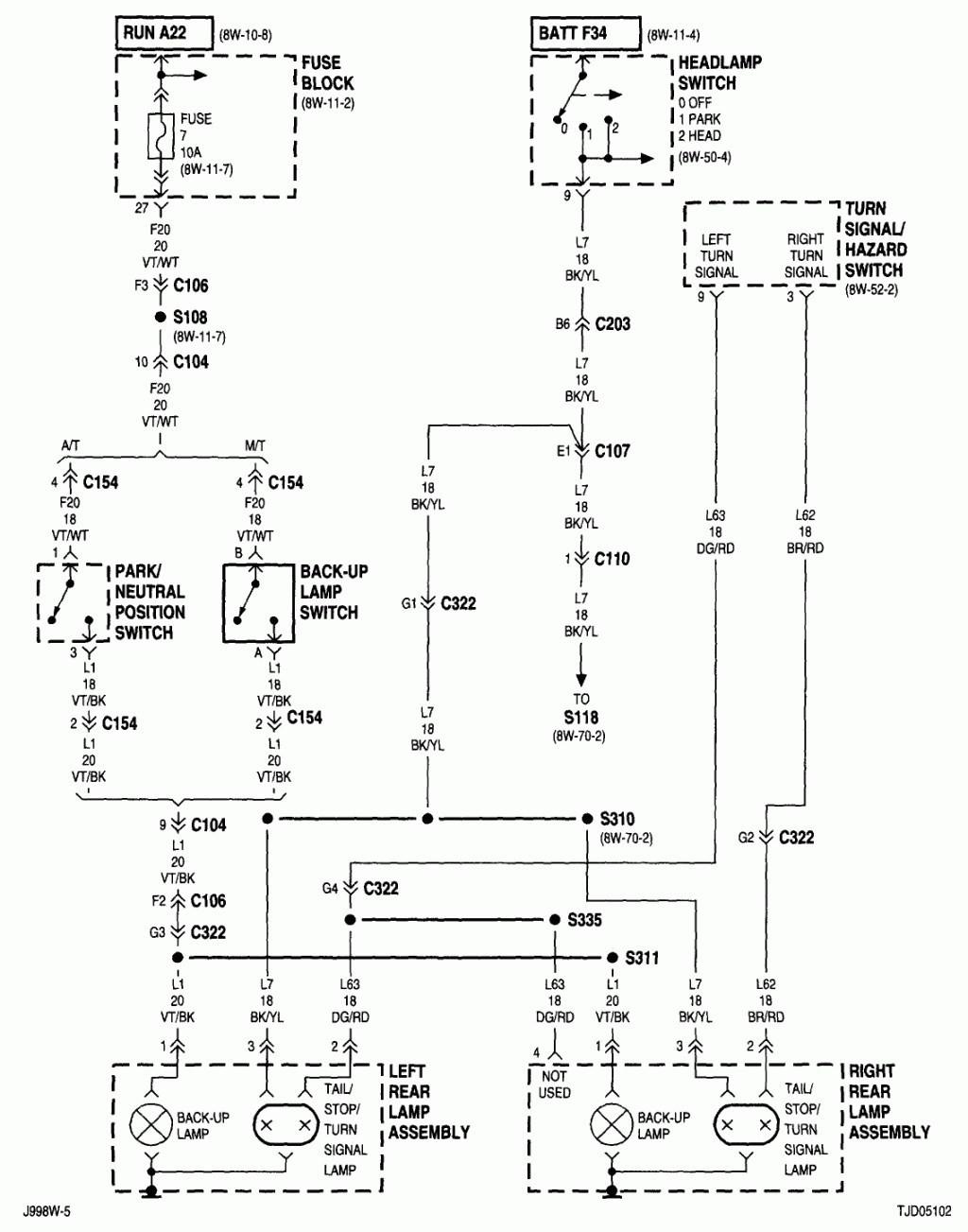 hight resolution of taillight wiring diagram cj7 house wiring diagram symbols u2022 4runner tail light wiring diagram cj7
